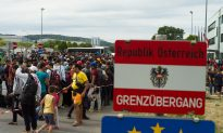 Joy as Migrants Flood Into Austria; Tears for Those Kept Out