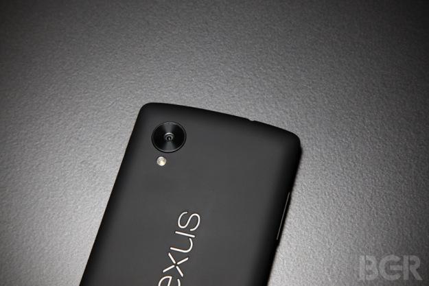 Nexus 5X. (Zach Epstein, BGR)