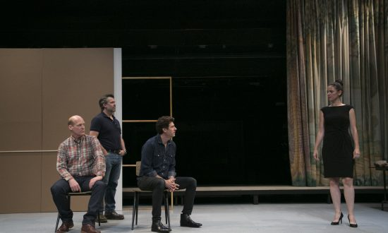 Theater Review: 'Isolde'