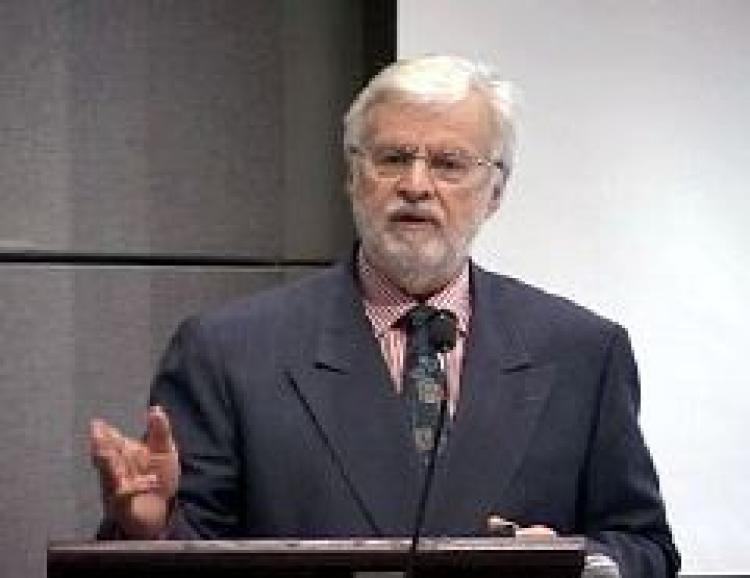 Canadian human rights lawyer, Clive Ansley