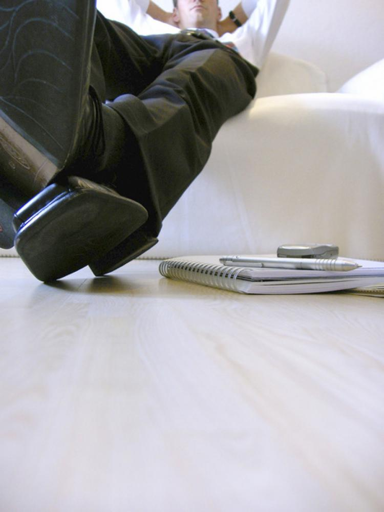 Regular breaks enhance productivity and make the day more meaningful.   (Epoch Times)