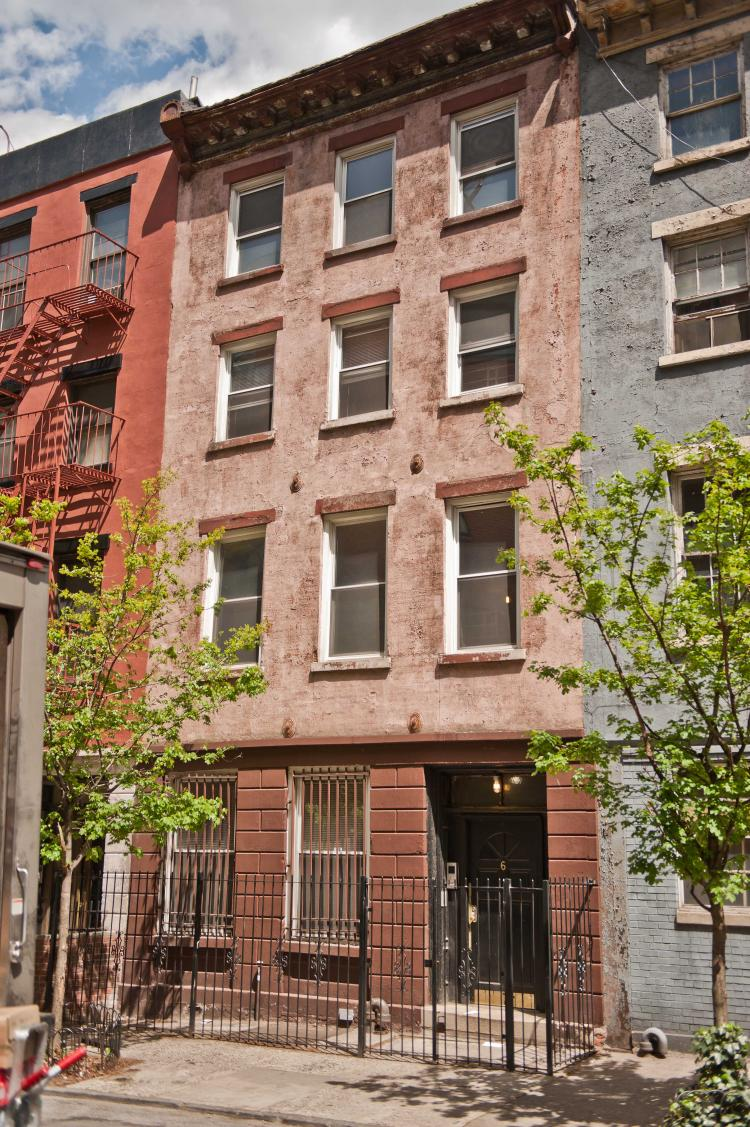 This 3,224 sq. ft. commercial unit at 6 Bedford Avenue, Greenwich Village, sold last week for $2,750,000.