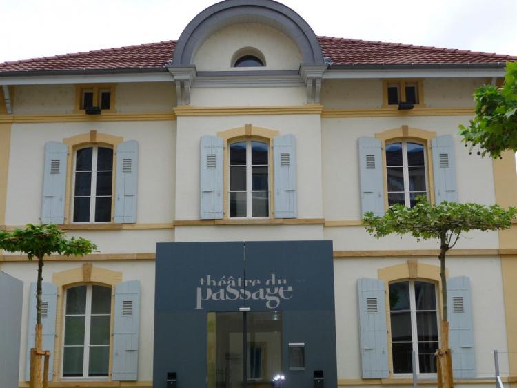 The Passage Theatre in Neuchatel, Switzerland. (The Epoch Times)