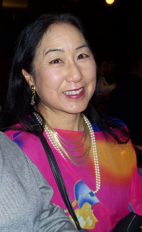 Dancer Ma*Shuqa Mira Murjan at Shen Yun Performing Arts in San Jose.  (Kerry Huang/The Epoch Times)