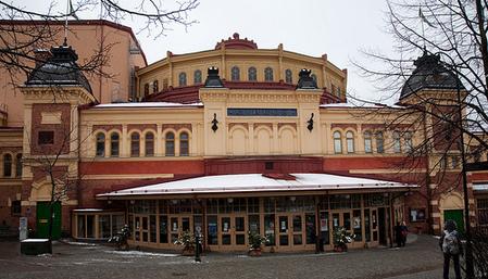 Cirkus, in Stockholm