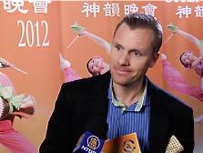 Johan Nyström shares his Shen Yun experience