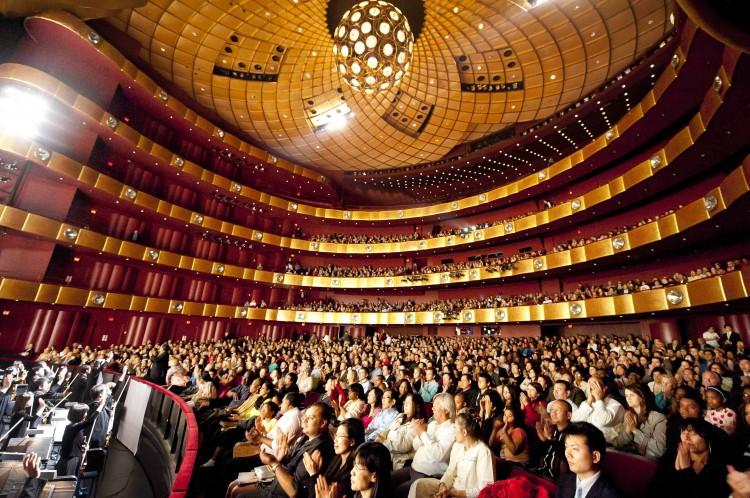 Shen Yun Performing Arts curtain call
