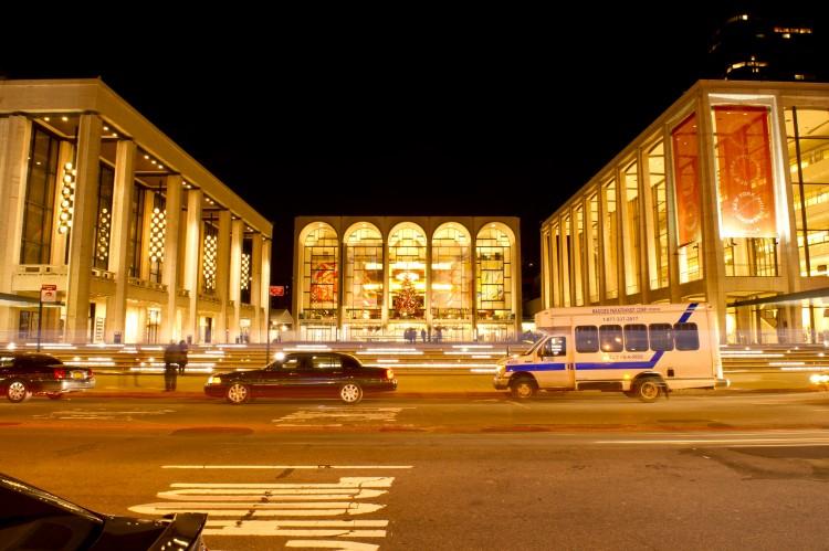 Shen Yun Performing Arts at Lincoln Center's David H. Koch Theater.