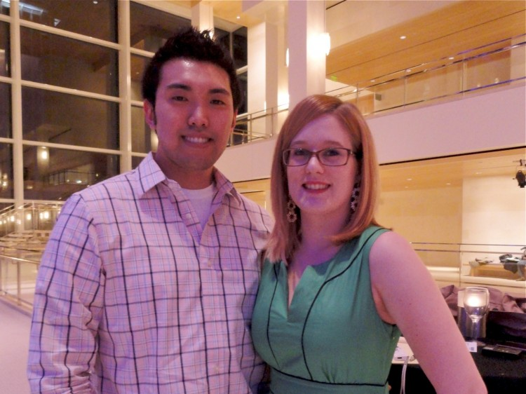 John Lam and Stacy Fuelle attend Shen Yun Performing Arts
