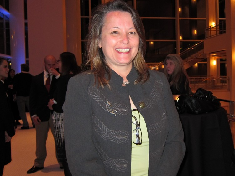 Sue Ellen Maguire is Marketing Director for the Wisconsin Chamber Orchestra Chamber