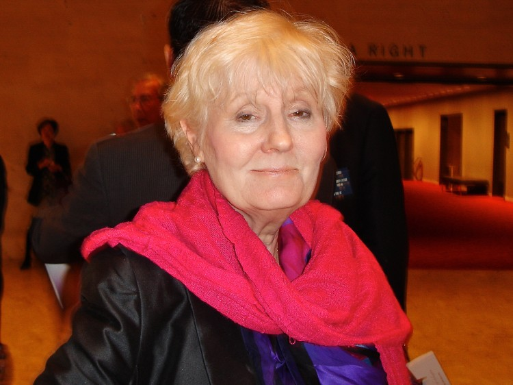 Julie Kleszczewski attends Shen Yun