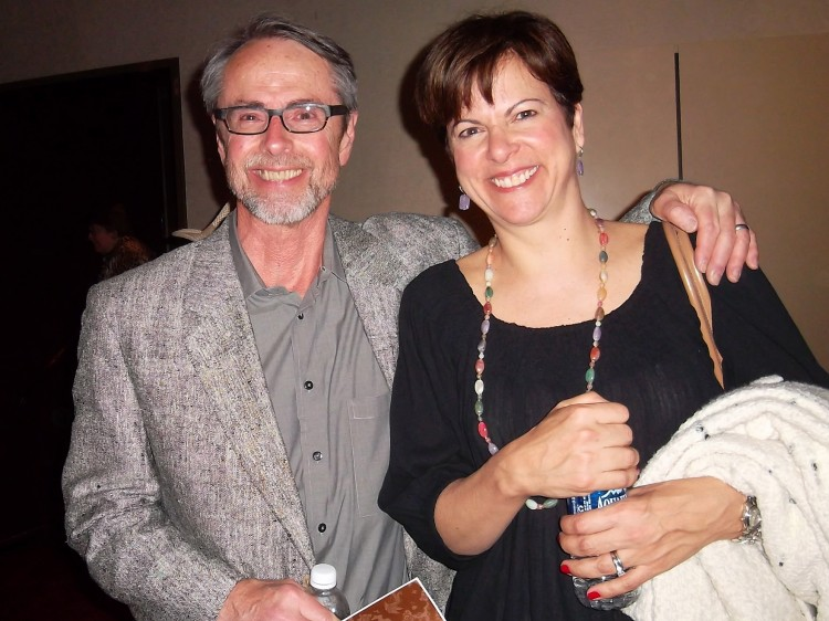 Steve Knowles and Maria Knowles attend Shen Yun