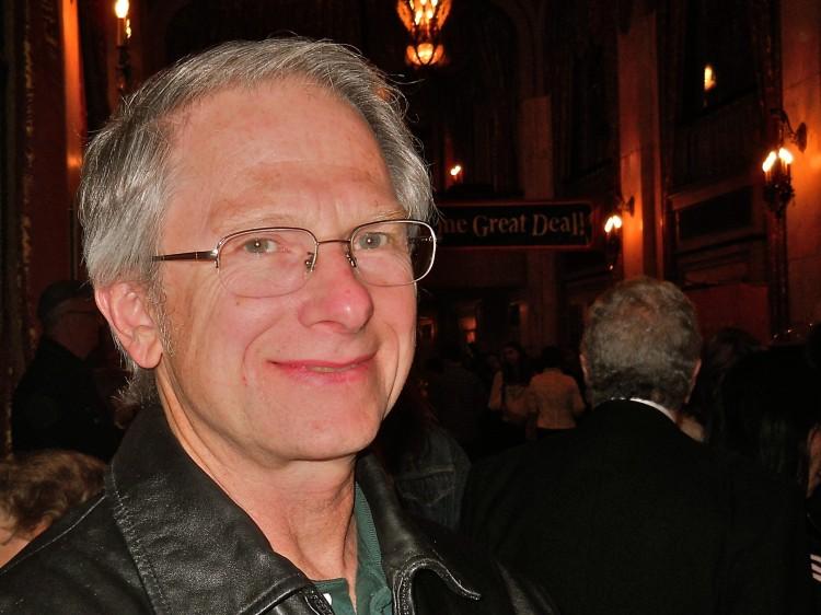 Dave Klein attends Shen Yun