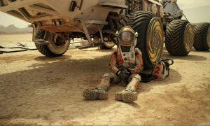 'The Martian': Matt Damon's Merry Mission-to-Mars Movie
