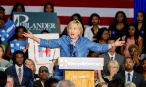 Calendars Show Clinton's Availability to Supporters