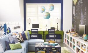 How-To: Style a Family Room