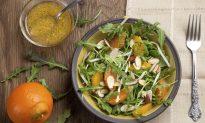 Fat-Loss-Friendly Salad Dressing
