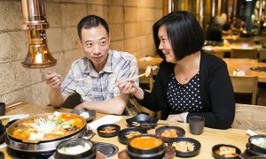 A Korean Meal Is the Ultimate Social Event
