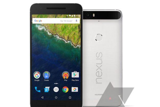 Nexus 6P. (Android Police)