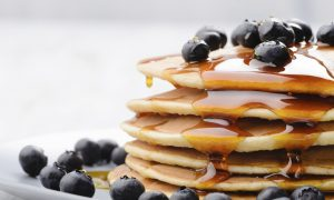 Easy Gluten Free Pancake Recipe