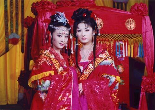 A scene from a Chinese historical drama (Courtesy of New New Dynasty Television)