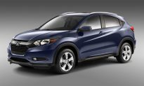 Honda HR-V: A Crossover for Soichiro