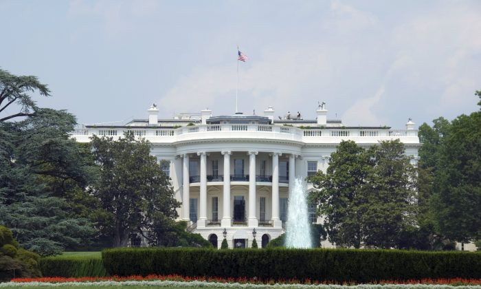 The White House in Washington, D.C. (GBlakeley/iStock)