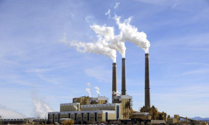 Coal-fired power plant. (helt2/iStock)