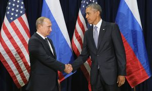 Putin: Russia, US Have Narrowed Their Differences on Syria