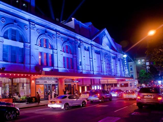 Sydney's Capitol Theatre.