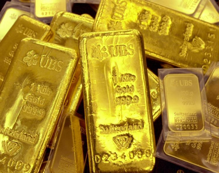 Viennese investor Walter Eichelburg predicts gold prices will rise over $3000 an ounce. (JUNG YEON-JE/AFP/Getty Images)
