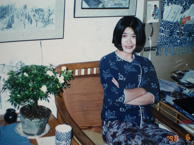 Xu Na, an award-winning artist, was sentenced to three year in prison on Tuesday in Beijing because she practices Falun Gong, a spiritual and meditation practice currently persecuted by the Chinese regime. (The Epoch Times)