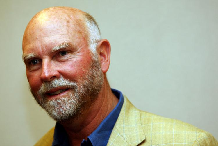 Genomics pioneer Craig Venter headed a team of scientists that created the world's first 100 percent synthetic bacterial cell designed by humans. (Vittorio Zunino Celotto/Getty Images)