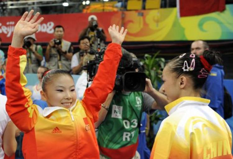 After the initial dismissal of the claims, the IOC said in an email that there have been 'additional elements on this subject,' and will investigate further. (Kazuhiro Nogi/AFP/Getty Images)