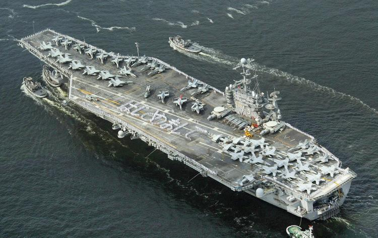China Missile Deployment Targets U S  Aircraft Carriers
