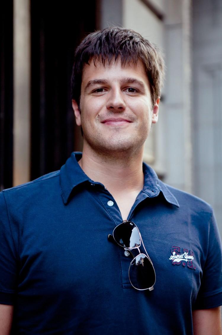 Marco, Student, Croatia (Zack Stieber/The Epoch Times)