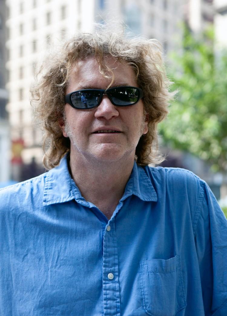 Ken, 60, Artist, Manhattan  (Zack Stieber/The Epoch Times)