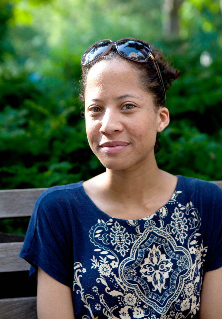 Michelle, 23, Nanny and Writer, Queens (Zack Stieber/The Epoch Times)