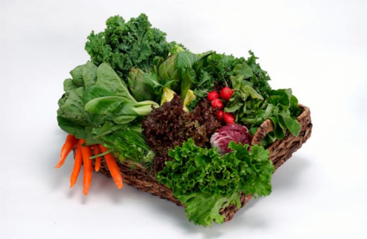 """Some of the most nitrate-rich vegetables are lettuce, spinach, kale, and beetroot. (Photos.com)"