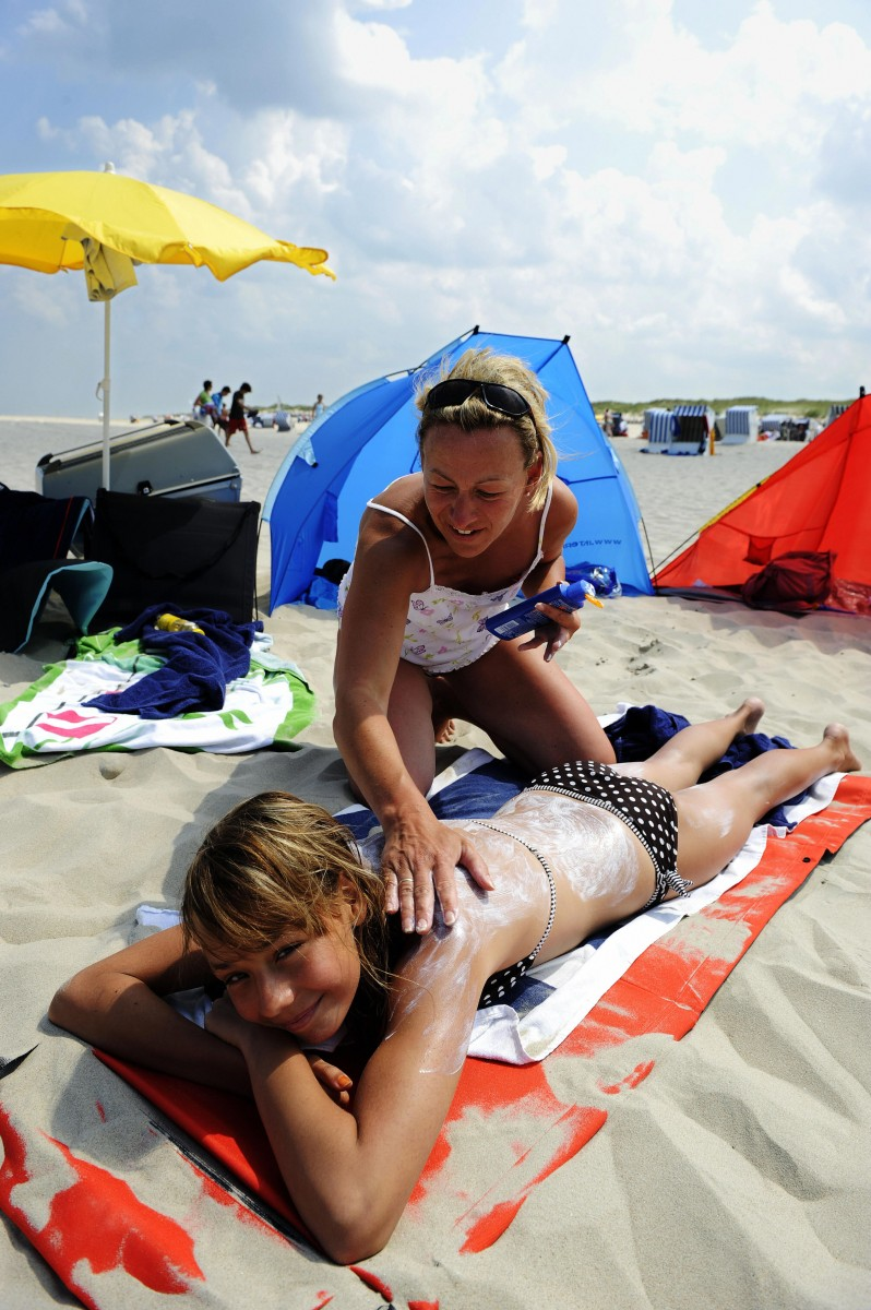 Sun Awareness Week urges sunbathers to take UV protection more seriously.
