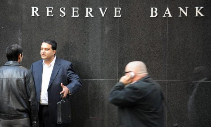 The RBA has warned of  the increasing housing debt risks to financial stability on Sep.22 . (Torsten Blackwood/AFP/Getty Images)
