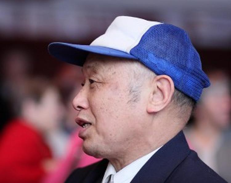 Exiled Chinese writer Mr. Chen YuanShen. (By Ai Wen/The Epoch Times)