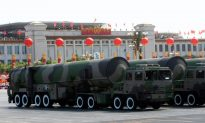 Red China's Three-Pronged Nuclear-Biological-Chemical Weapons Attack