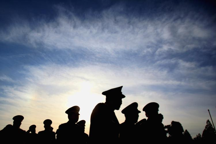 What's a state secret in China? (Feng Li/Getty Images)