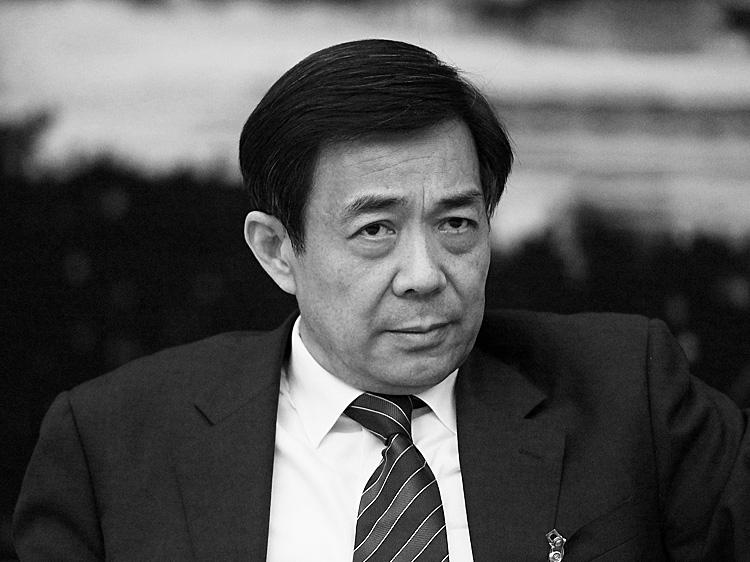 Bo Xilai, Chongqing Municipality Communist Party Secretary in March of 2012.