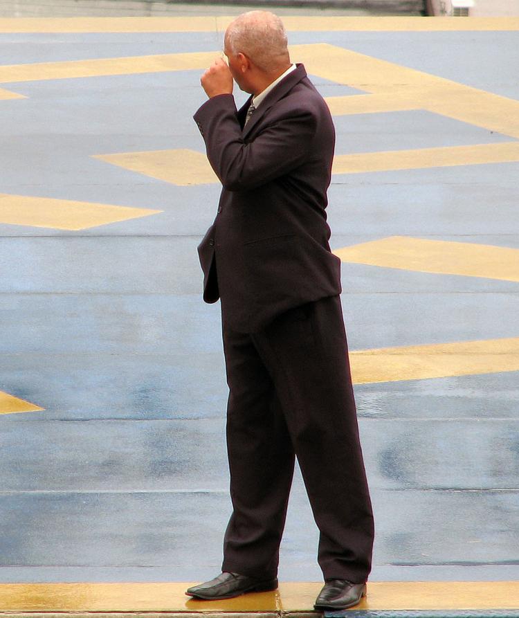Sending business executives overseas creates its own set of problems. (Erik Araujo/www.sxc.hu)