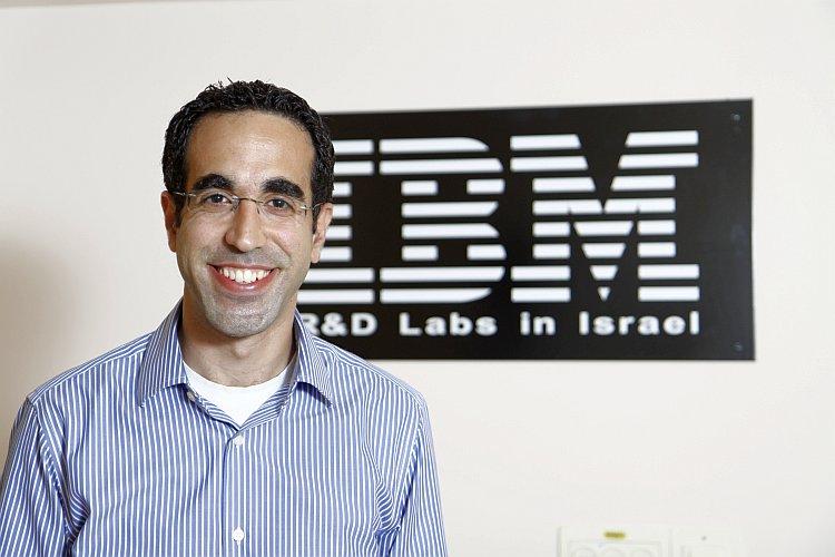 Shaharabani, a senior expert for data security at IBM