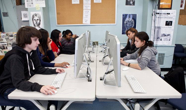 Queens District 32 will see technology upgrades in its classrooms thanks to participatory budget funds