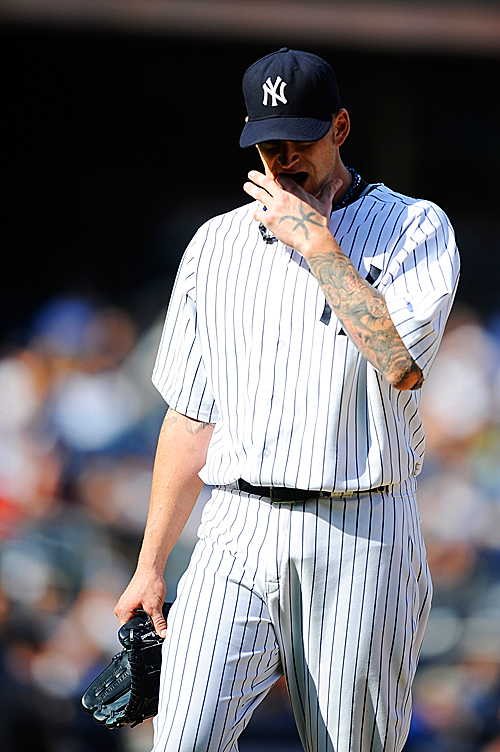 he Yankees will have to look elsewhere to move Burnett. Patrick McDermott/Getty Images