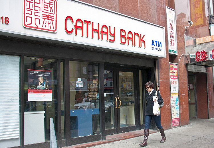 The Cathy Bank